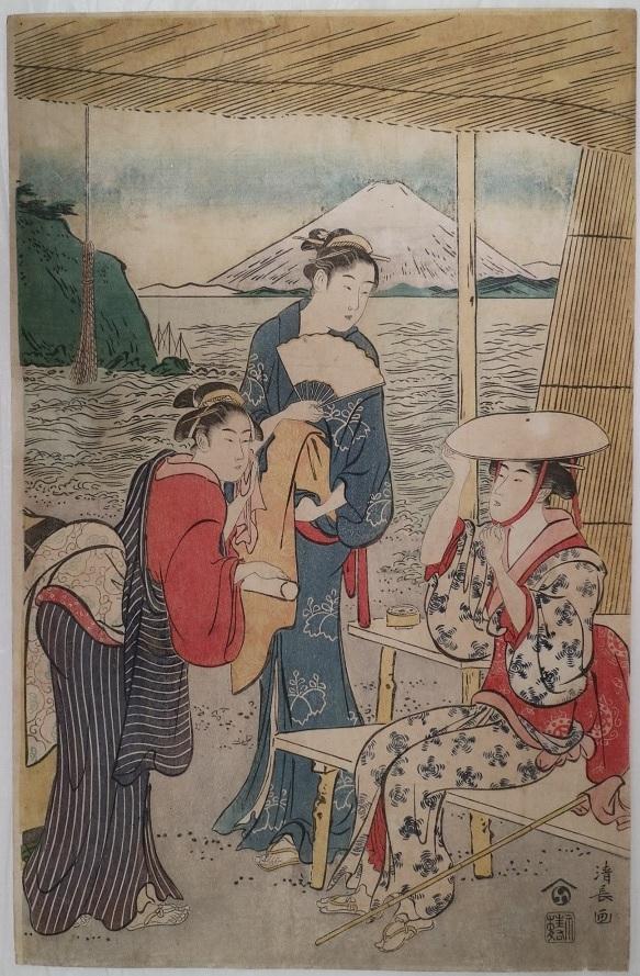 江戸・明治の美人女性たち   Renaissancejapan